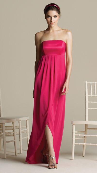 Tulip bridesmaid dress bridesmaid dresses for Tulip wedding dress style
