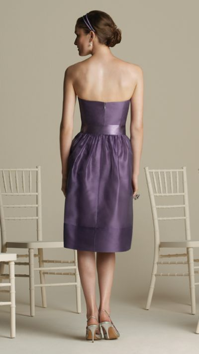 Shown in Victorian Lilac Available in all Organdy Colors
