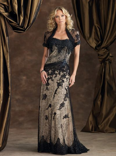 Evening Formal Dresses And Jackets - Plus Size Masquerade Dresses