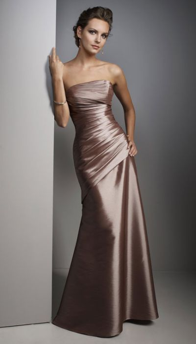 Ruched Mermaid Dress
