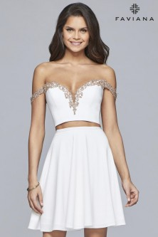 5cf9fc70e8d 2018 Faviana Homecoming Dresses