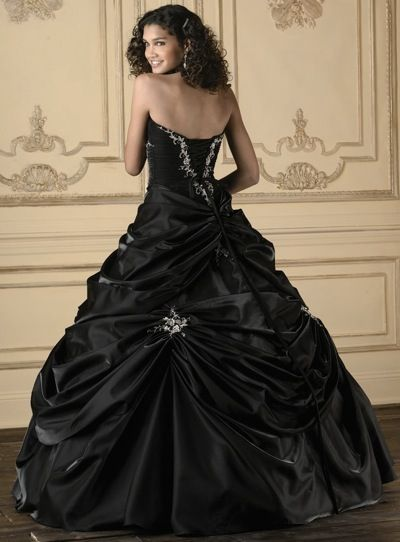 Black Quinceanera Dresses House Of Wu Quince Collection