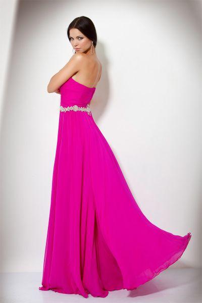 Chiffon Prom Gown 159764 Royal