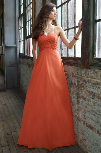 Mori lee angelina faccenda silky taffeta bridesmaid dress for Mori lee taffeta wedding dress