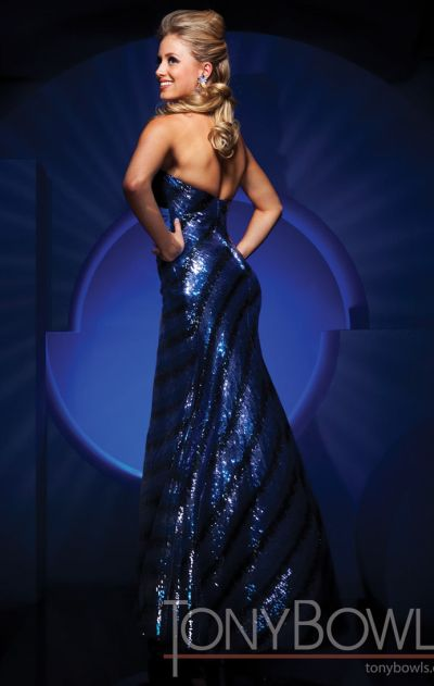 Royal blue evening gowns in Women's Dresses - Compare Prices, Read