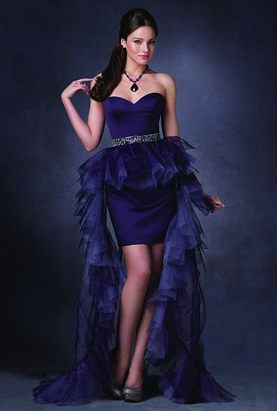 31e70cca0f Romantic Vampire Twilight Prom Dress 4023 by Alfred Angelo  French Novelty