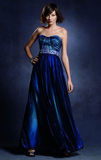 Blue Twilight Prom Dresses – fashion dresses