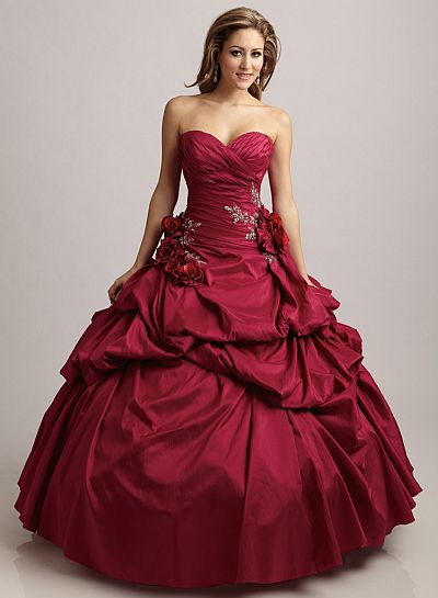 7fe459c1ba Allure Bridals Quinceanera or Sweet Sixteen Dress Q307  French Novelty