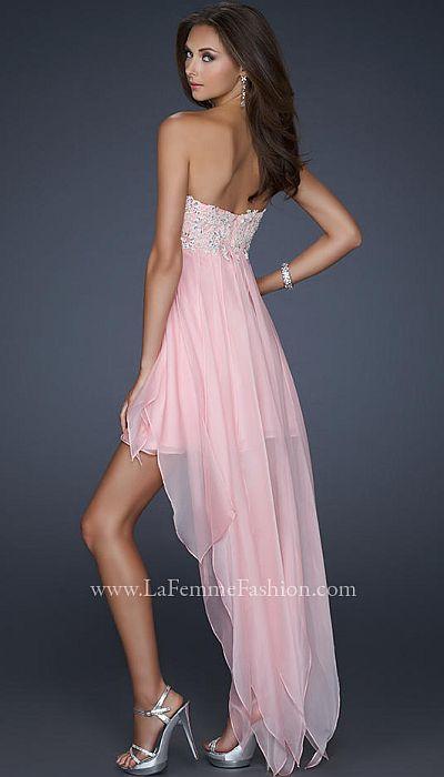 ... Light Pink High Low Prom Dress  sc 1 st  Appglecturas & Appglecturas: Light Pink High Low Prom Dress Images