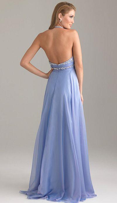 Goddess prom dress