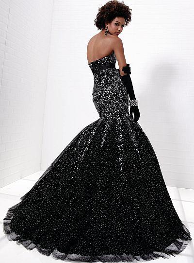 black and gold mermaid dress   Gommap Blog