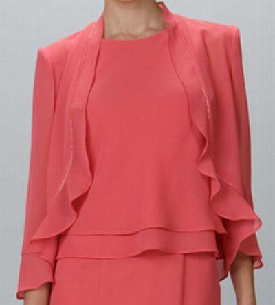 Ursula Plus Size Dress 41157: French Novelty