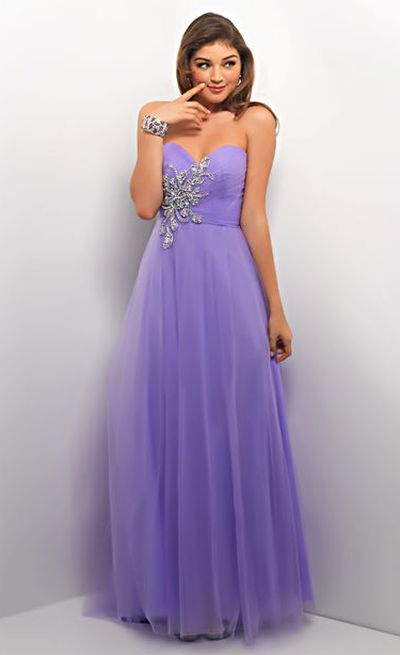 Blush by Alexia 9512 Formal Dresses for Spring 2013: French Novelty