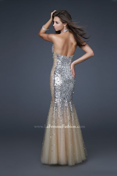 the La Femme Silver Se...