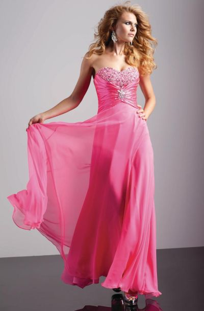 d57d91ef490 Flaunt 93212 by Mori Lee Gala Dress with Beaded Bust  French Novelty