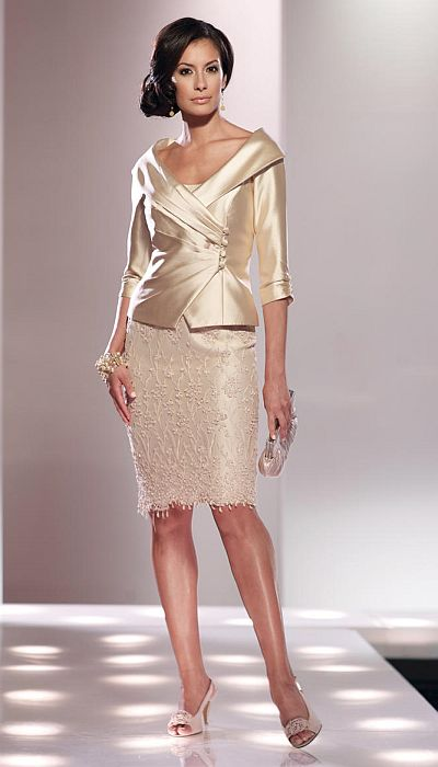 Trendy Mother Of The Bride: Social Occasions By Mon Cheri 114808 Mother Of The Bride
