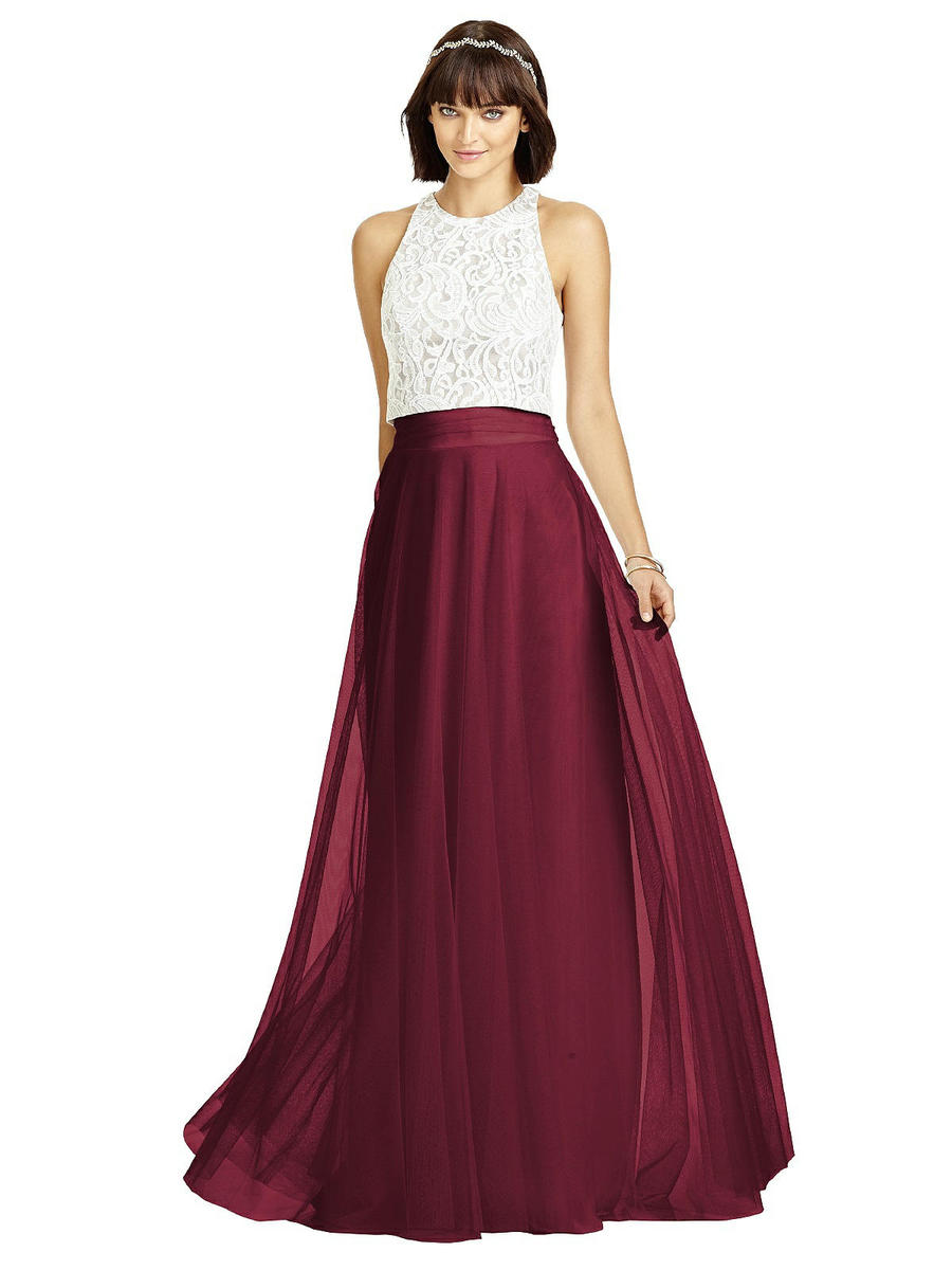 Dessy Collection S2977 Soft Tulle Separate Bridesmaid