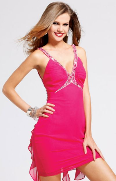 Glamor Dress With regard to Homecoming Party