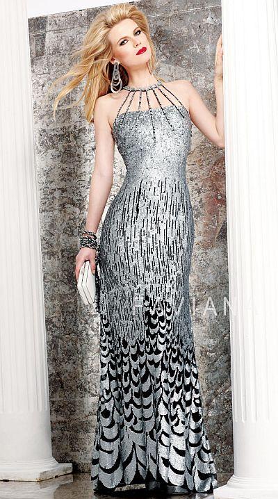 evening dresses glamour