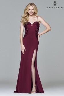 french novelty prom dresses