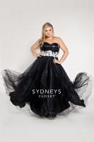 Sydneys Closet SC6003 Plus Size Ball Gown image