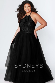 Sydneys Closet Plus Size Dresses French Novelty