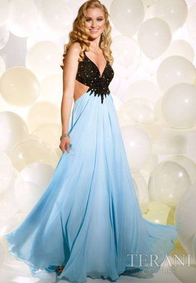 long sweet 16 dresses