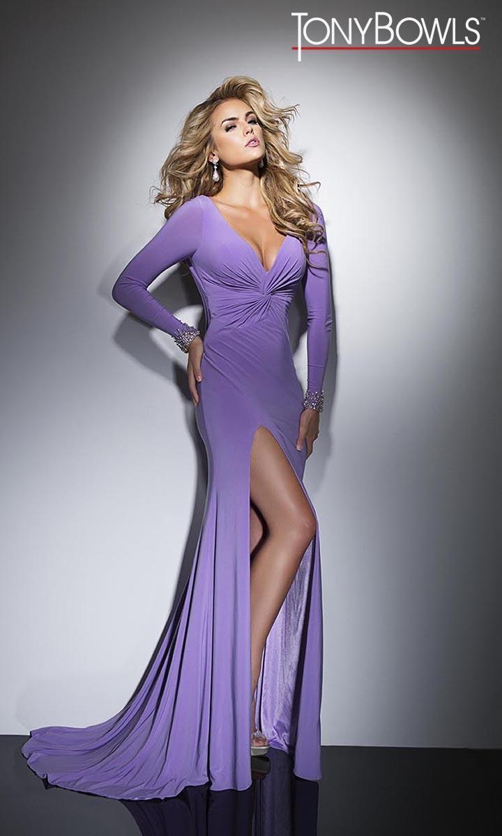 Tony Bowls Pageant Dress