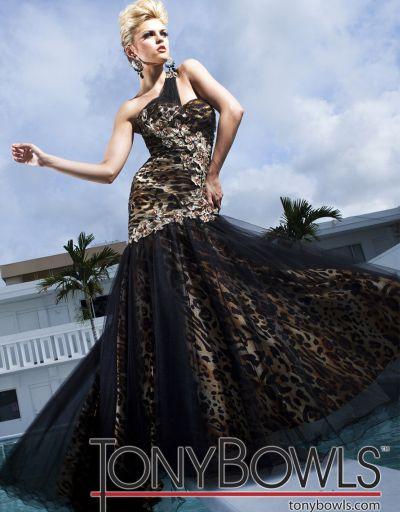 Tony Bowls Evening Dresses Mermaid
