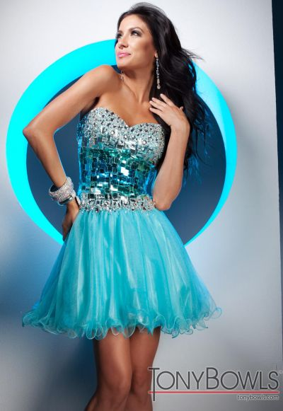 Teal Prom Dresses 2013 Party Dress For Prom 2013