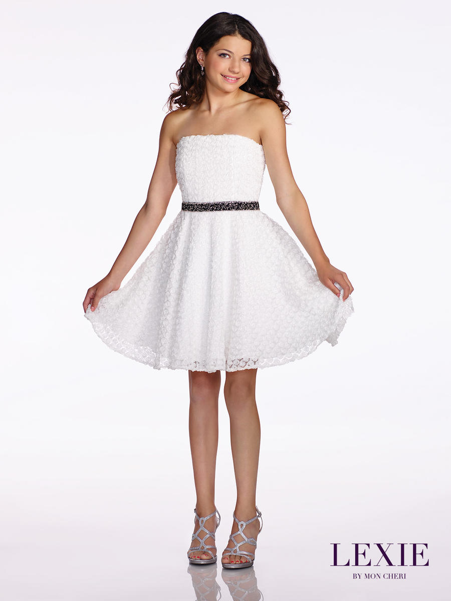 Lexie By Mon Cheri Tw11651 Bat Mitzvah Party Dress French