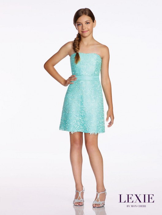 e9634463a47 Lexie by Mon Cheri TW11654 Tween Party Dress  French Novelty