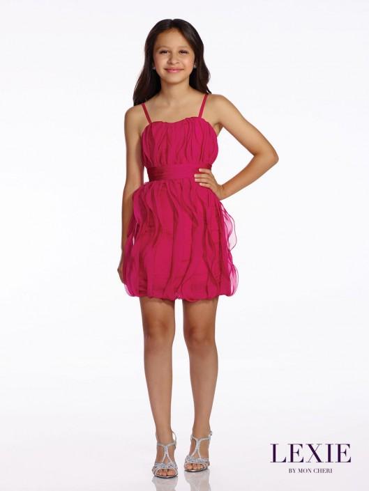 9c31e08661f Lexie by Mon Cheri TW11661 Bat Mitzvah Party Dress  French Novelty
