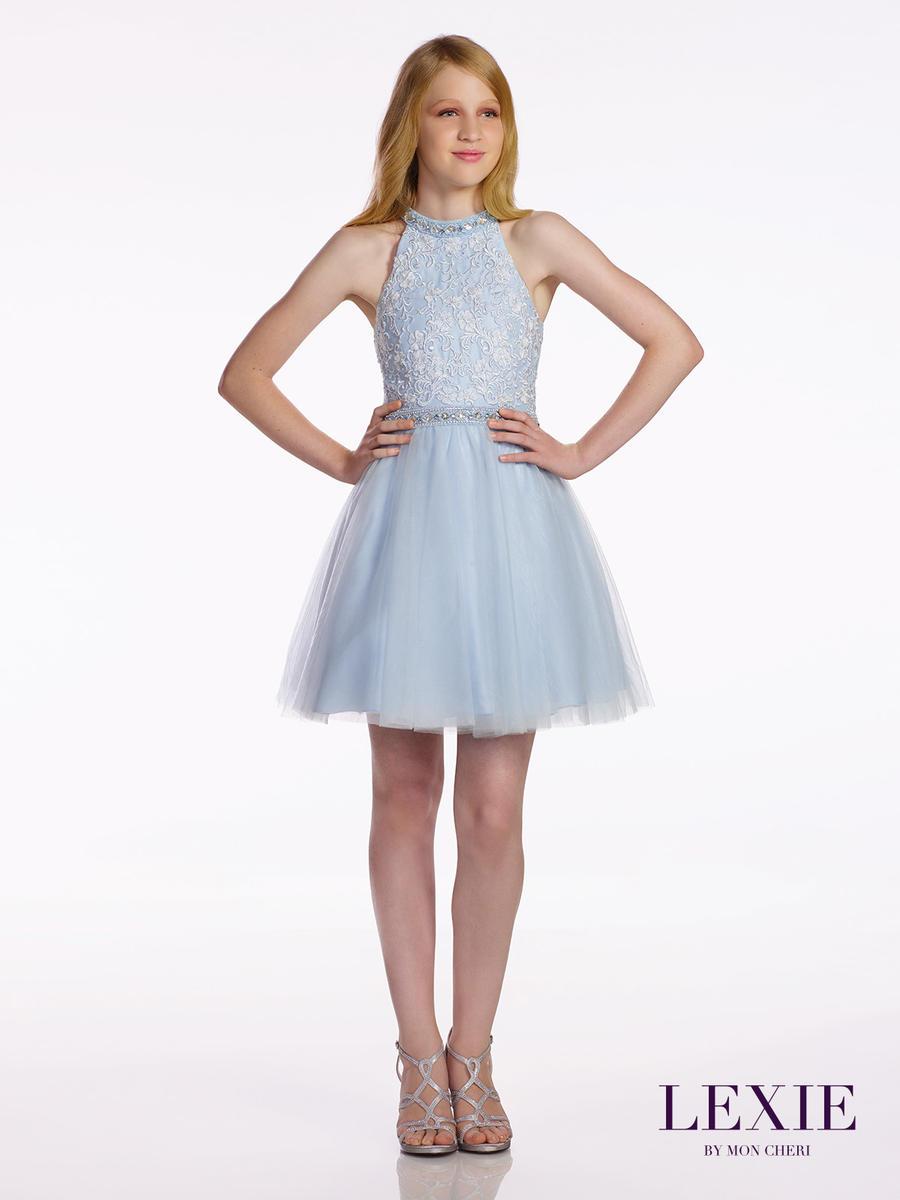 lexie by mon cheri tw11662 eighth grade dance dress  french novelty