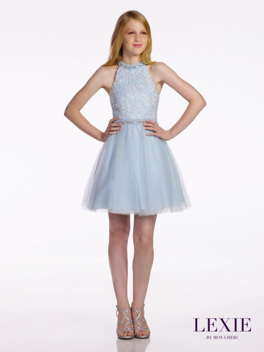 Lexie By Mon Cheri Tw11662 Eighth Grade Dance Dress French Novelty