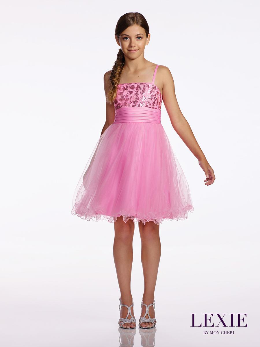 Lexie by mon cheri tw11668 tween school dance dress for Wedding dresses for tweens