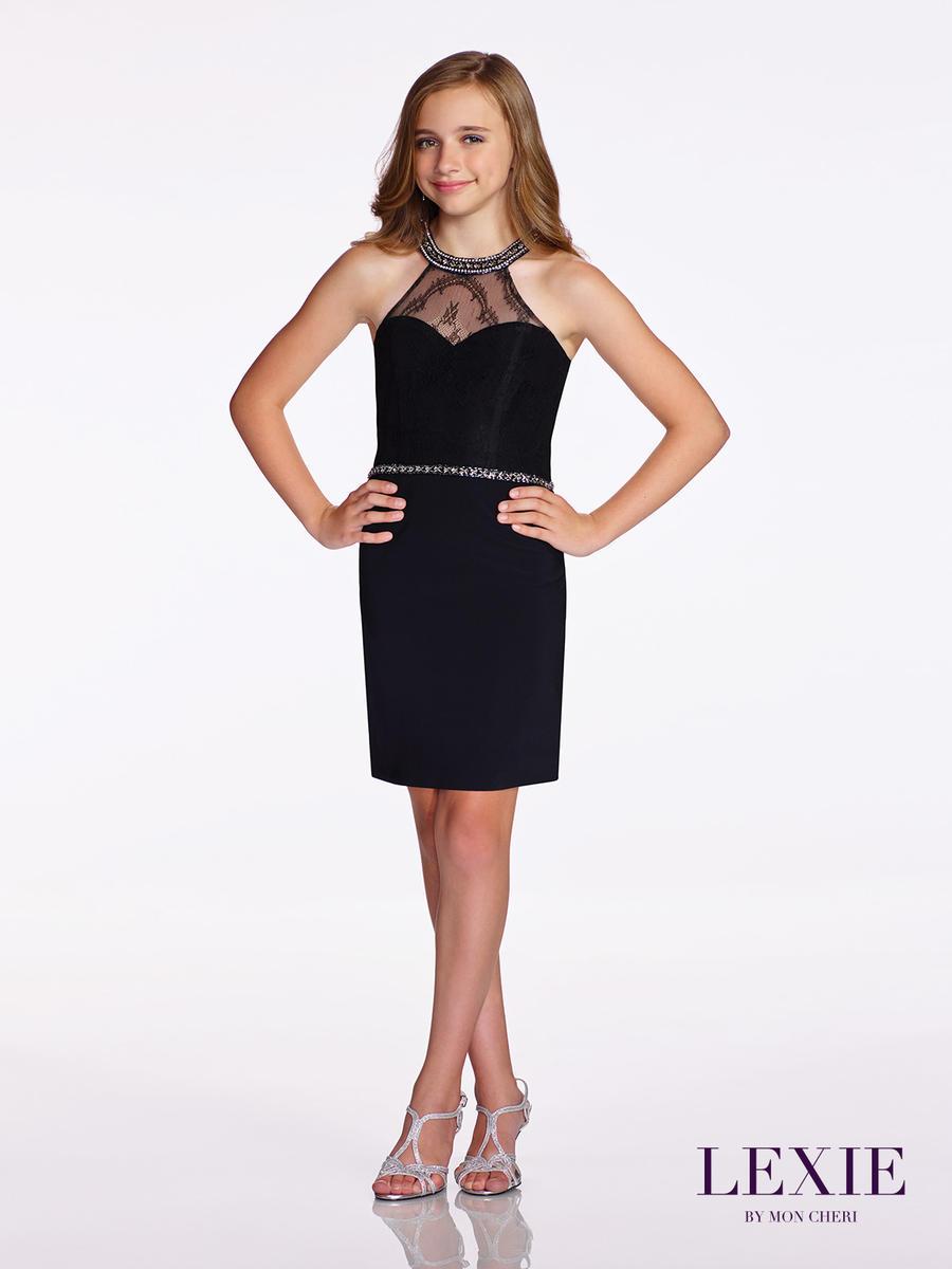 Lexie By Mon Cheri Tw11671 Tween Wedding Guest Dress