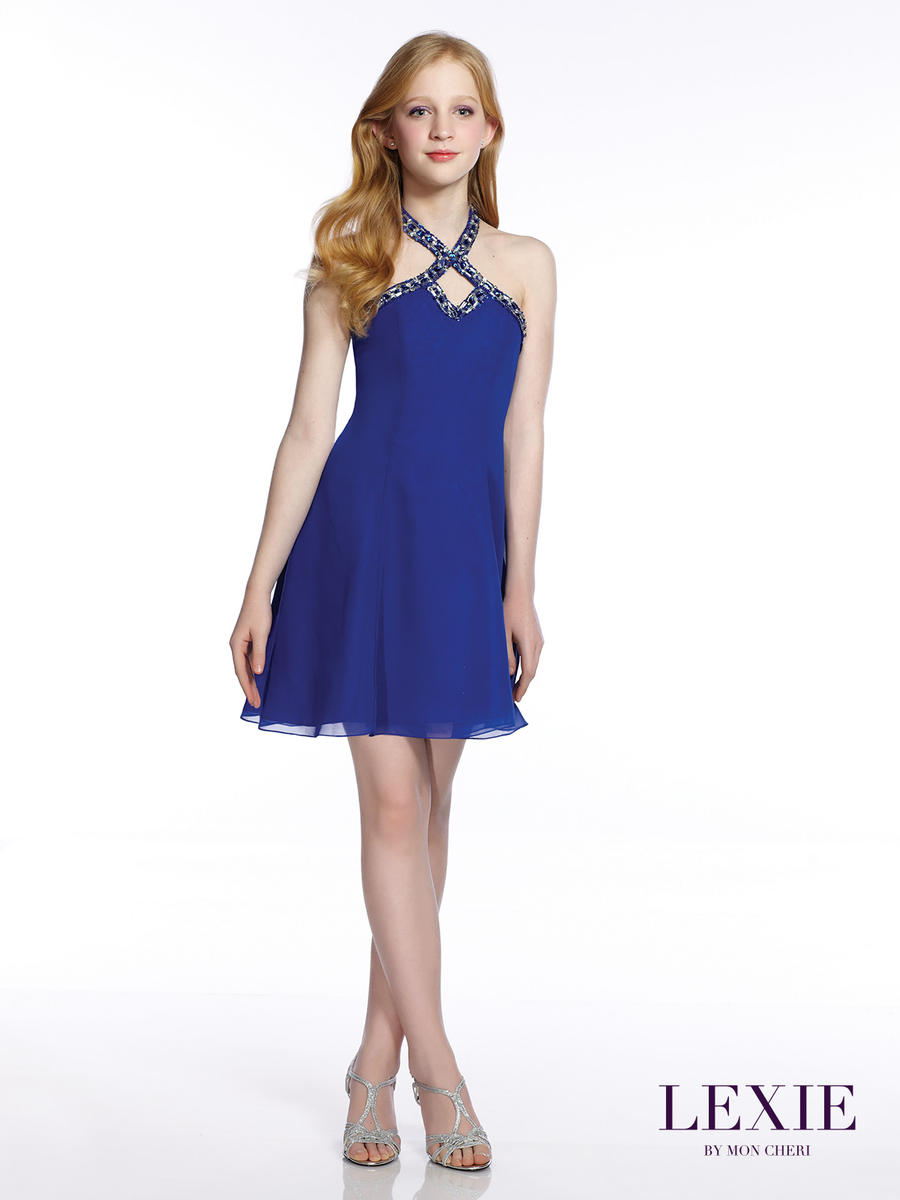 Lexie By Mon Cheri Tw21541 Tween Party Dress French Novelty