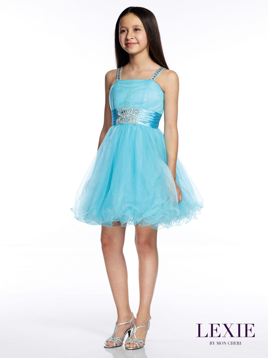 Lexie By Mon Cheri Tw21546 Tween School Dance Dress French Novelty