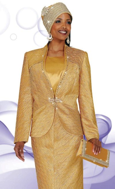 Womens Dress Suits Benmarc 3pc Church Suit 4429 French Novelty