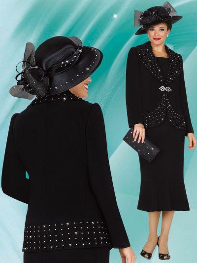 Designer Church Suits for Women BenMarc Fifth Sunday 52508 ...
