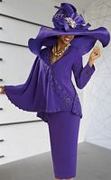 Donna Vinci 11043 Womens Church Suit image