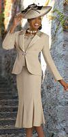 Donna Vinci Womens Church Suit 11105 image