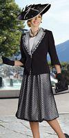 Donna Vinci Womens Church Suit 11108 image