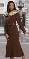Donna Vinci Womens Church Suit 11111 image