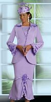 Donna Vinci Womens Church Suit 11112 image