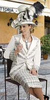Donna Vinci Womens Church Suit 11113 image