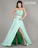 Jovani 111144 Iridescent Jewel Evening Dress image