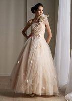 Destinations by Mon Cheri Ball Gown Destination Wedding Dress 111182 image