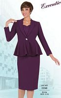 Ben Marc Executive 11141 Womens Career Suit image